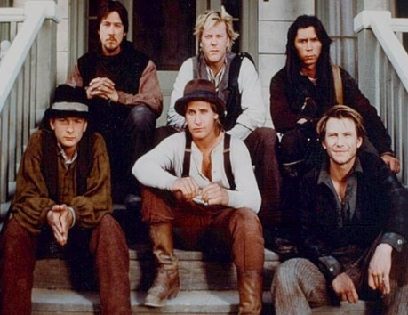 young guns II cast