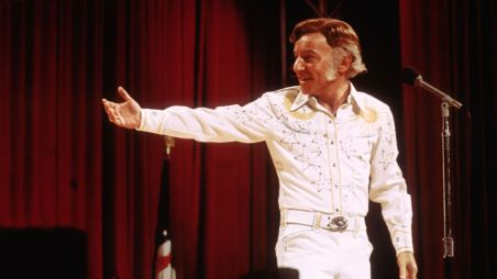 henry gibson on stage